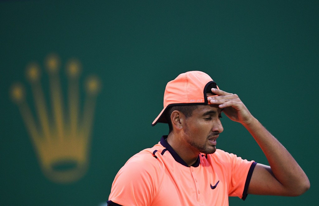 Kyrgios banned for eight weeks and given further fine by ATP for conduct at Shanghai Masters