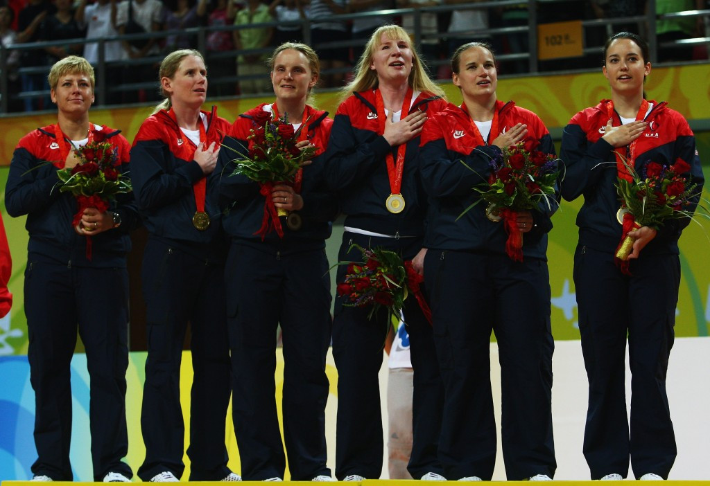 Ken Armbruster, who coached the United States women to goalball gold at Beijing 2008, has retired ©Getty Images