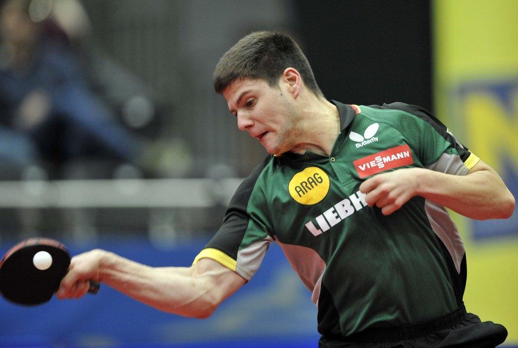 Ovtcharov and Samara seeking repeat singles victories at European Table Tennis Championships