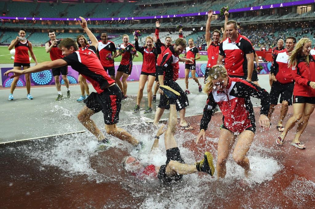 Austria's European Games athletics gold turns silver as London 2012 Paralympic champion drops baton
