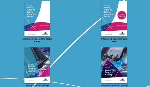 World Sailing App unveiled to streamline rules into simplified format