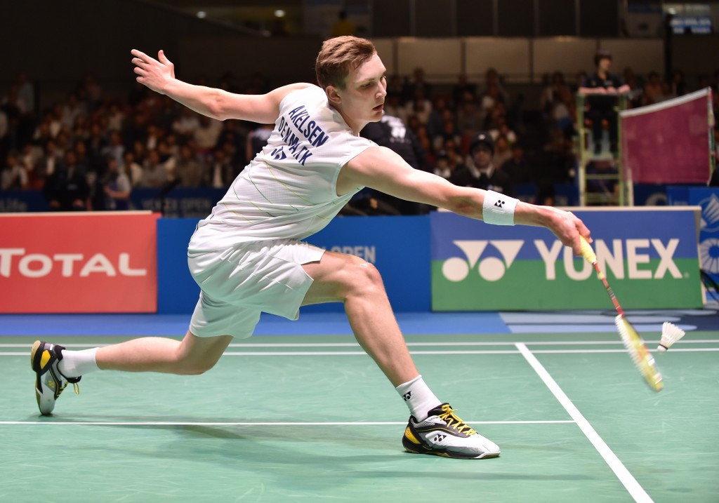 Axelsen aims for home success at Denmark Open in Odense