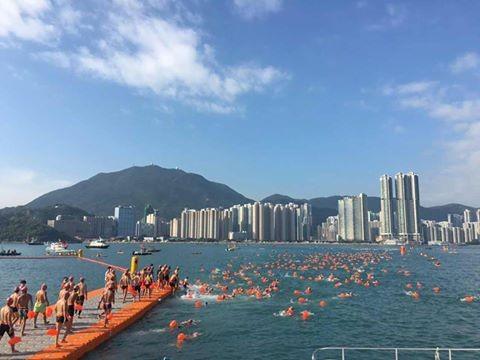 "FINA call for ""thorough review"" after death of swimmer in Hong Kong Harbour open water race"