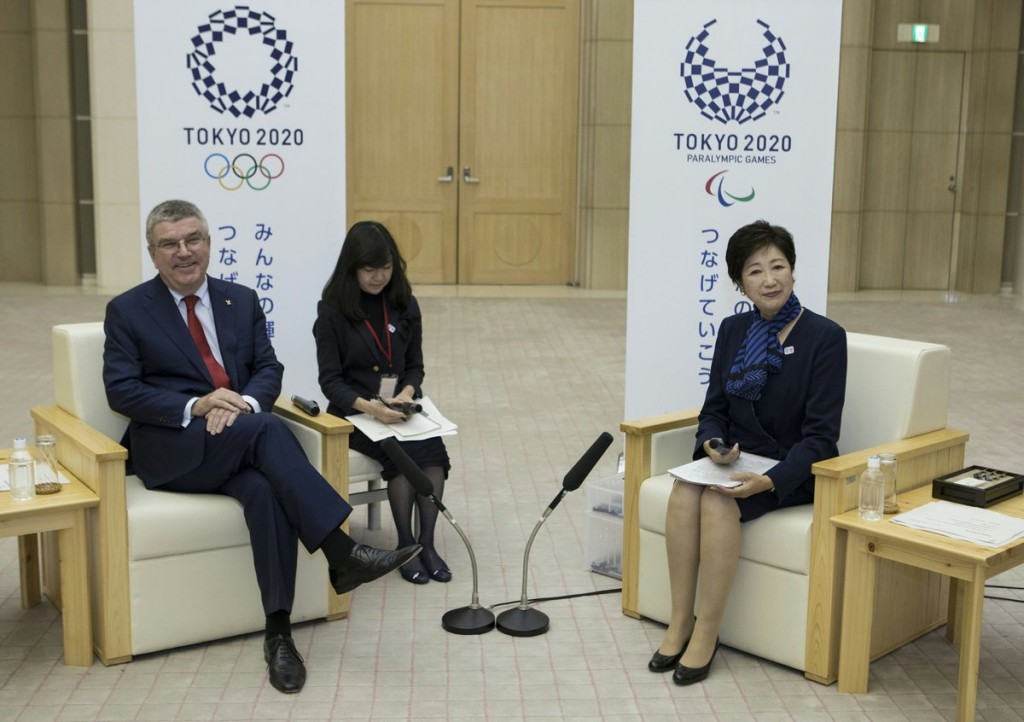 "Bach confident of ""significant reduction"" in Tokyo 2020 costs as organisers deny events could be moved to South Korea"