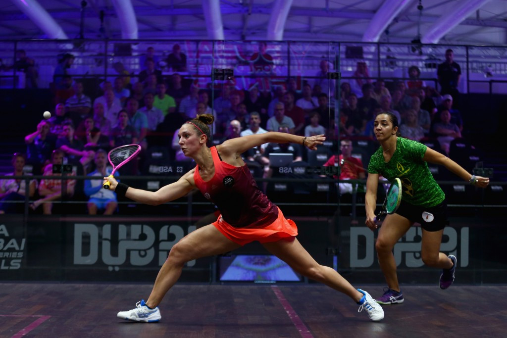 Serme and Elshorbagy take lead in PSA Road to Dubai standings after US Open wins