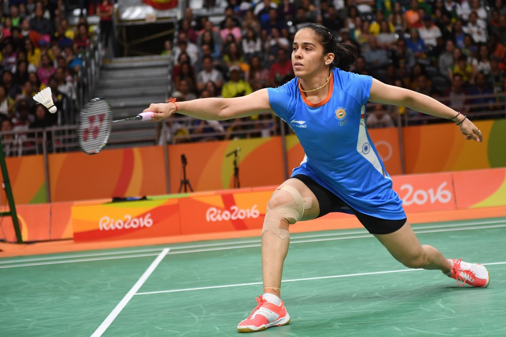 Indian badminton player Saina Nehwal claims she has been added to the IOC Athletes' Commission ©Getty Images
