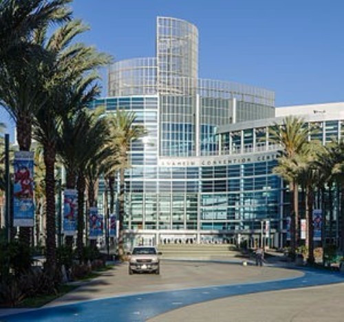 Anaheim will host the 2017 World Weightlifting Championships ©USA Weightlifting