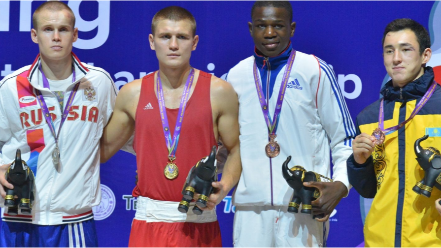 Hosts Thailand claim four gold medals at FISU World University Boxing Championships in Chiang Mai