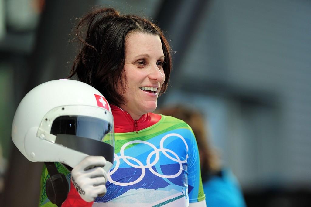 Turin 2006 Olympic champion to make skeleton comeback at 43