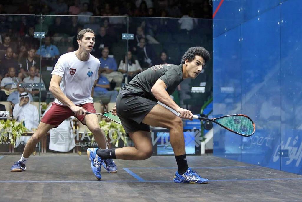 Egyptian Hesham withdraws from 2016 PSA Men's World Championship through injury