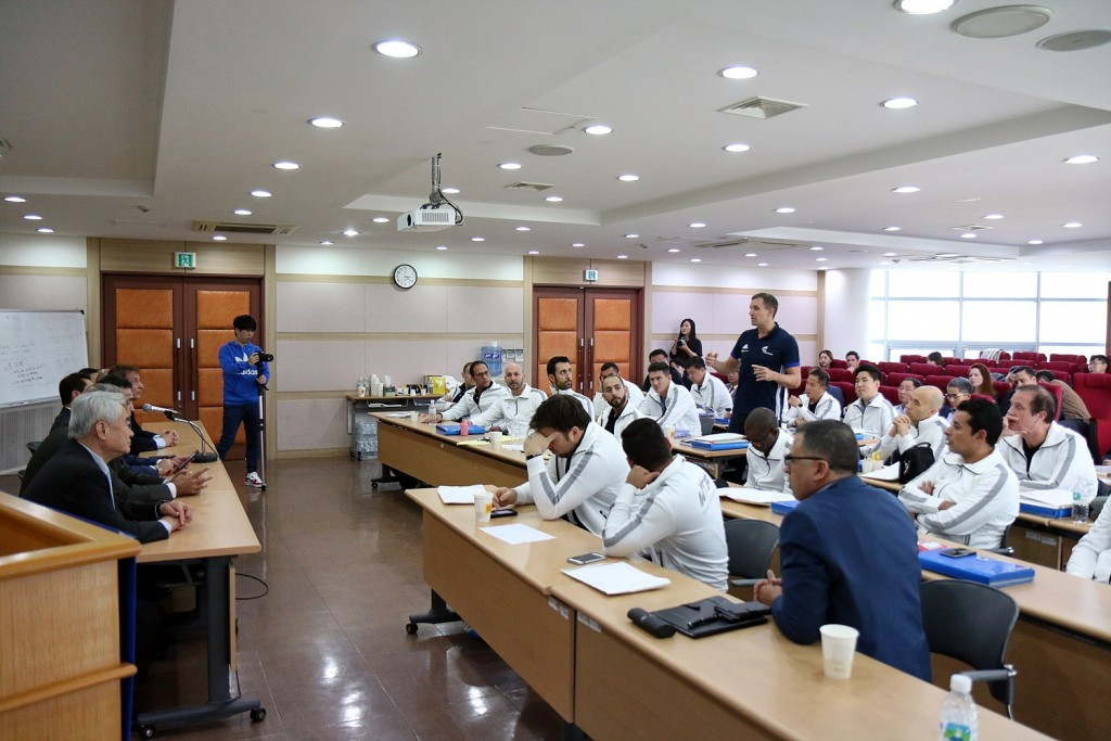 "World Taekwondo Federation hail ""lively discussions"" at inaugural coaching seminar"