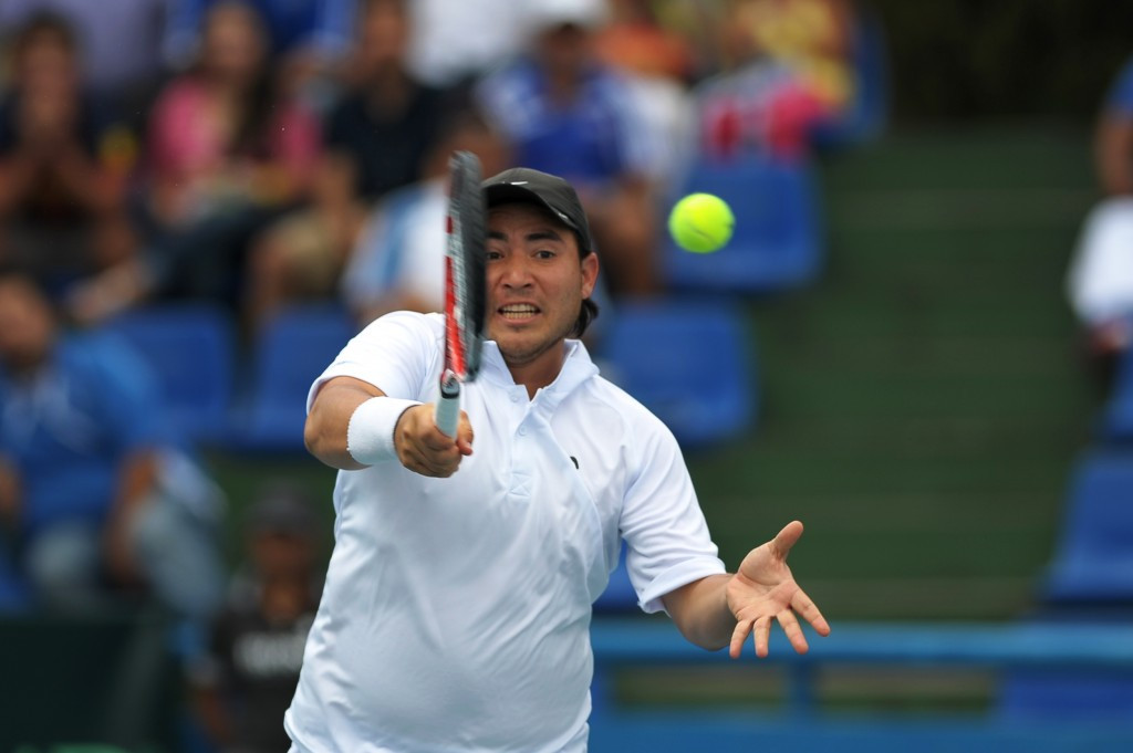 """Mexican tennis player Garza banned for six months for """"influencing outcome"""" of match"""