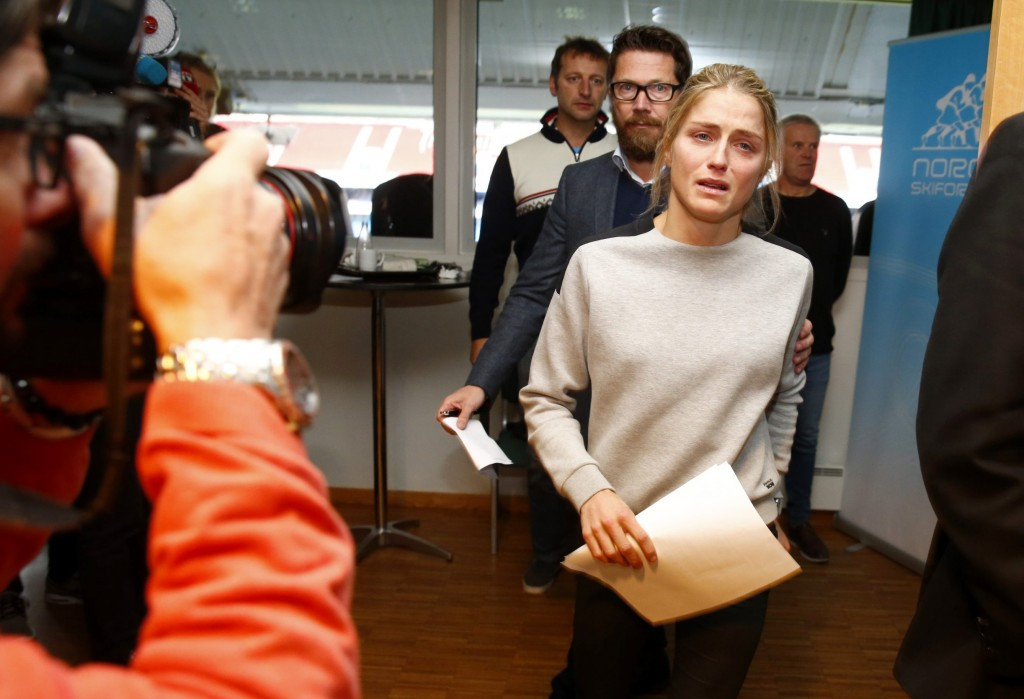 Johaug handed provisional two month suspension as Anti-Doping Norway open investigation into skiing team doctor