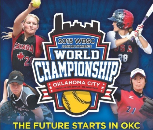 Defending champions drawn with debutants at WBSC Under-19 Junior Women's Softball World Championships