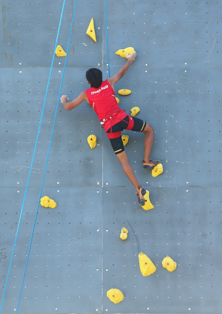 Sport climbing has already been added to the Olympic programme ©Getty Images
