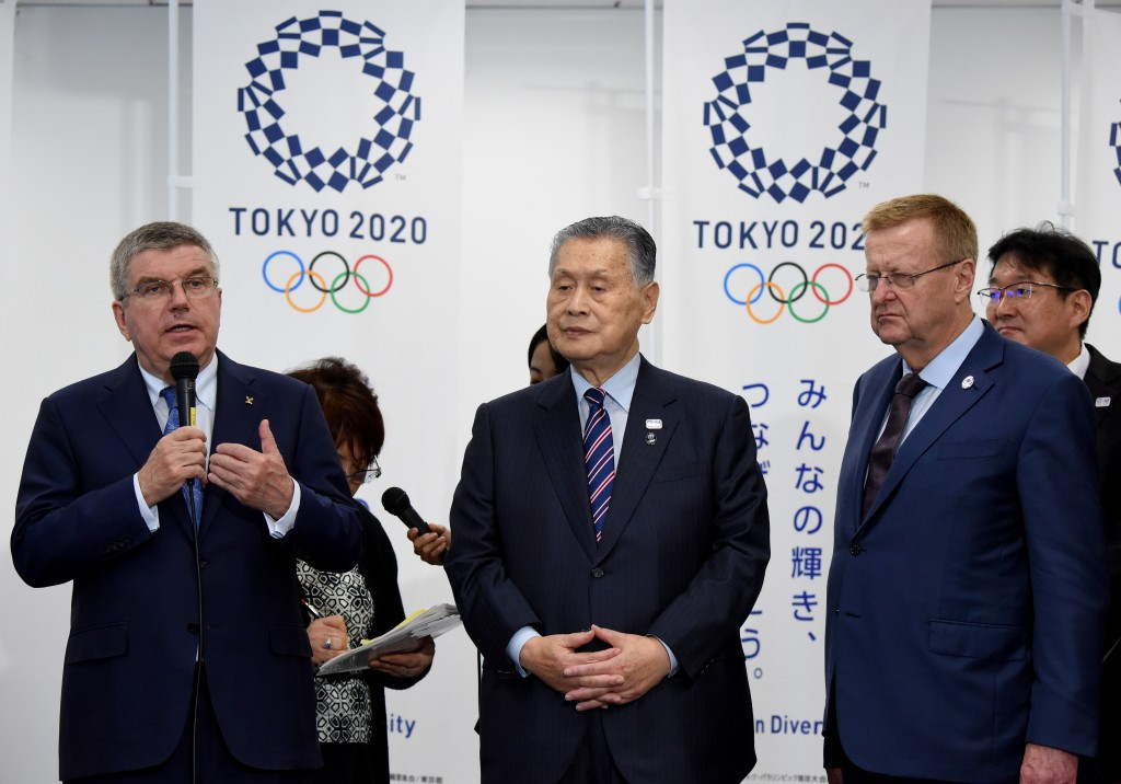 IOC President Thomas Bach has indicated Tokyo 2020 events could be held in Fukushima ©Getty Images
