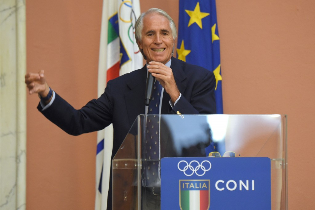 Around €13 million spent on Rome's aborted bid for 2024 Olympics, CONI President says