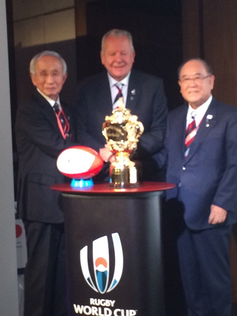 "Beaumont urges Japan to work hard on legacy programme and claims 2019 World Cup will ""ignite"" passion for the sport"