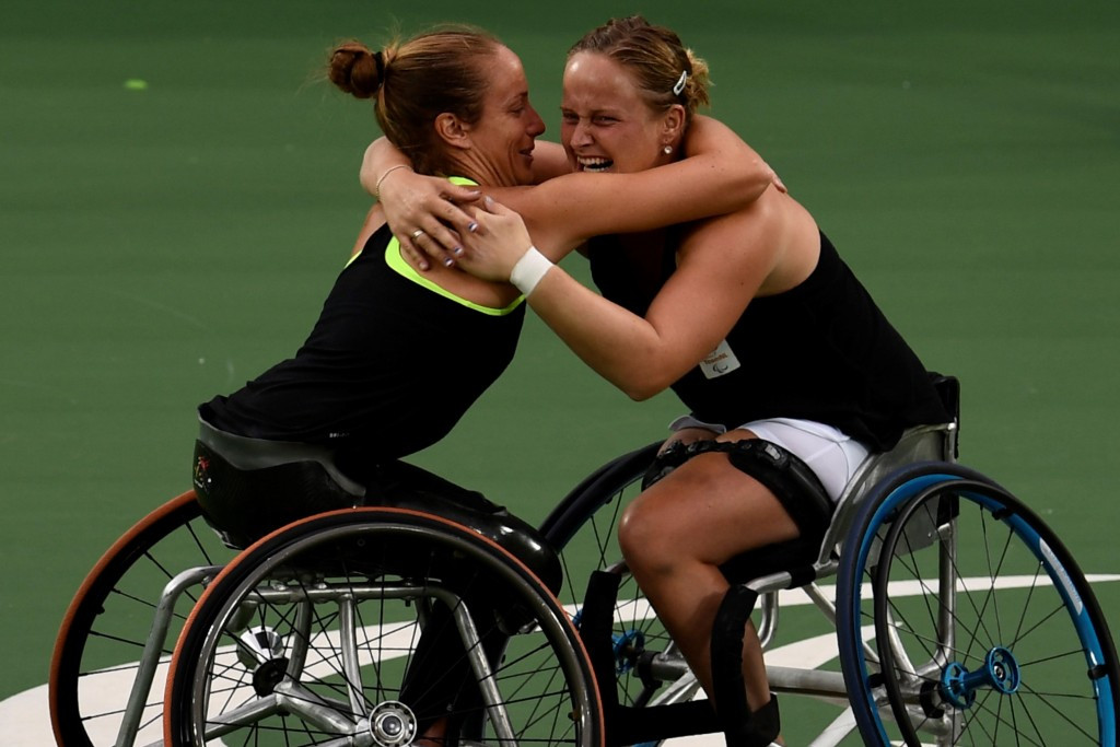 ITF make alterations to entries for Wheelchair Doubles Masters tournament as Paralympic champions withdraw