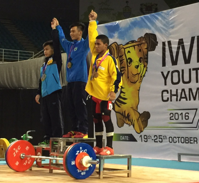 China's Zhao in fine form as IWF Youth World Championships begin