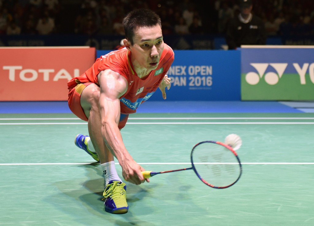 Top seed Lee marches on at BWF Denmark Open