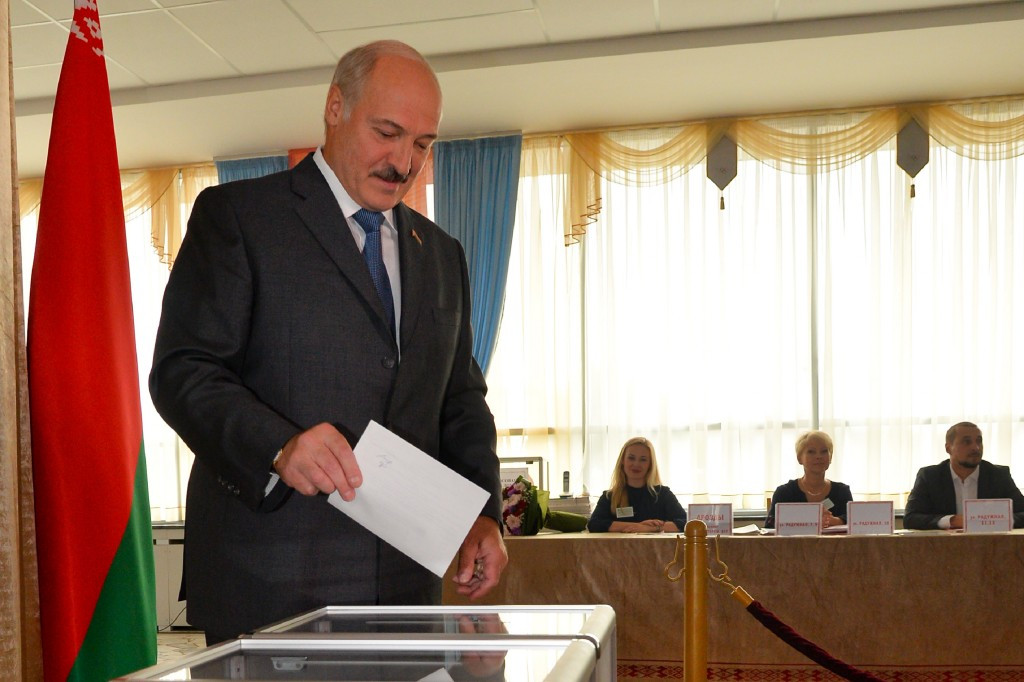 Belarus President Alexander Lukashenko is expected to make the announcement tomorrow ©Getty Images