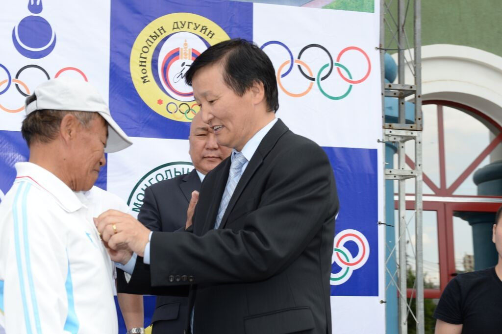 Over 100 children participate as Mongolia National Olympic Committee celebrates Olympic Day
