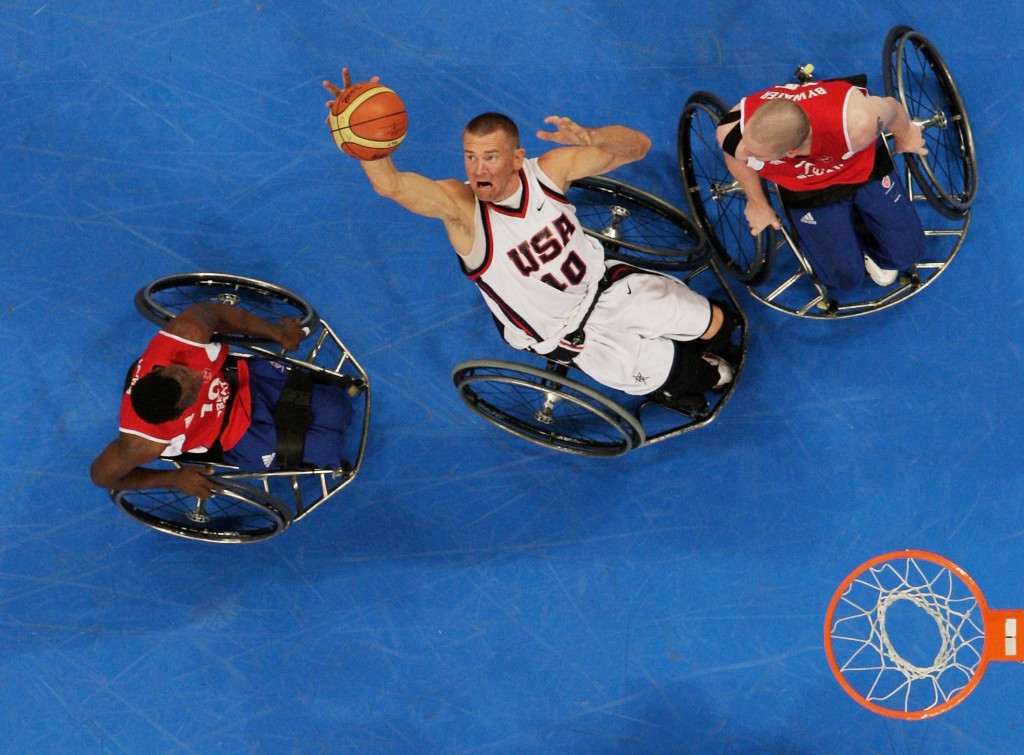 United States reveal 12-man wheelchair basketball squad for Toronto 2015 Parapan American Games