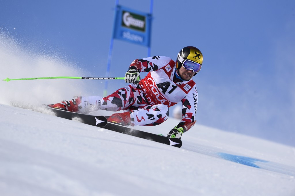 Marcel Hirscher will be among leading skiers to compete at the Soelden leg of the FIS World Cup ©Getty Images