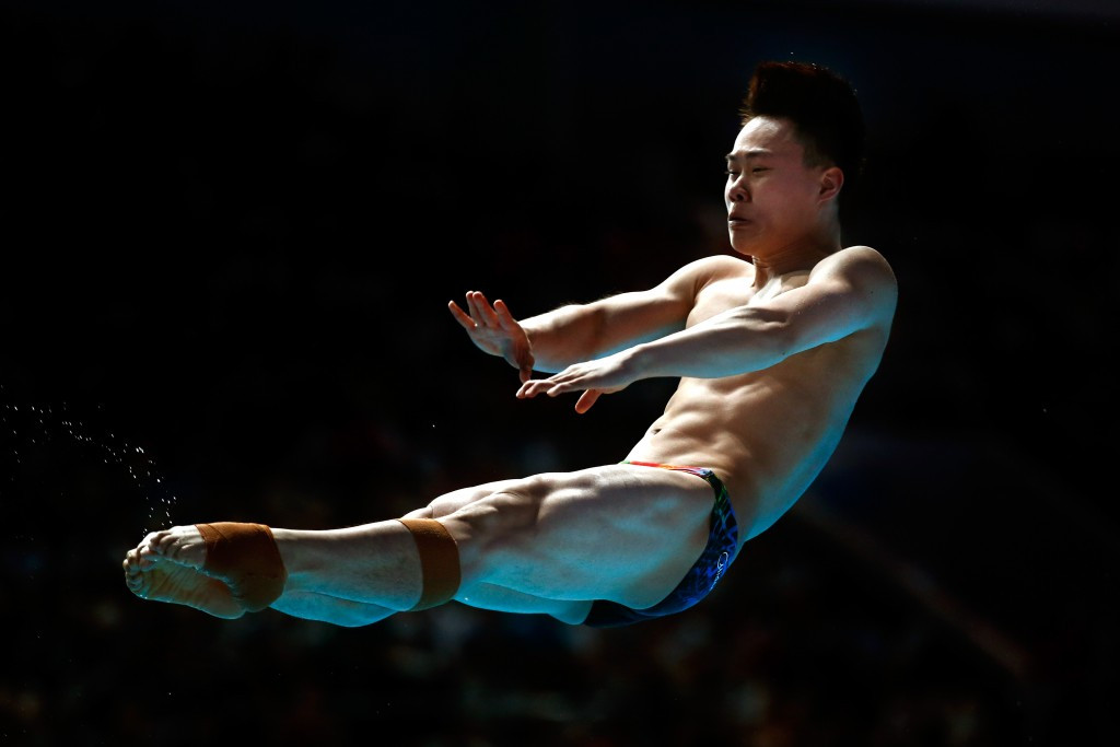 China lay down a marker on opening day of FINA Diving Grand Prix in Kuching