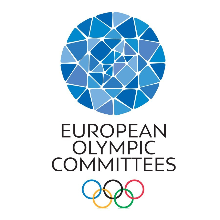 The European Olympic Committees have unveiled a new logo ©EOC