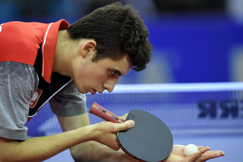 Defending champion Ovtcharov beaten at European Table Tennis Championships as husband and wife duo win mixed doubles