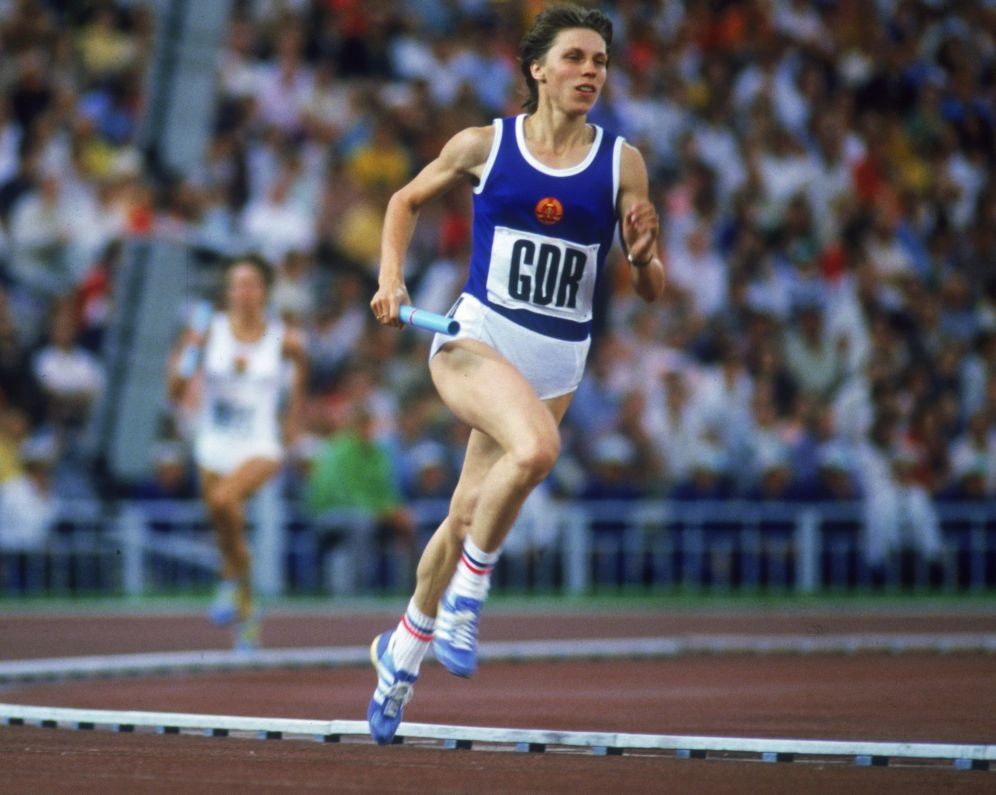 Without an organisation like WADA, East Germany were able to get away with a state-sponsored doping programme for many years without ever being stopped ©Getty Images