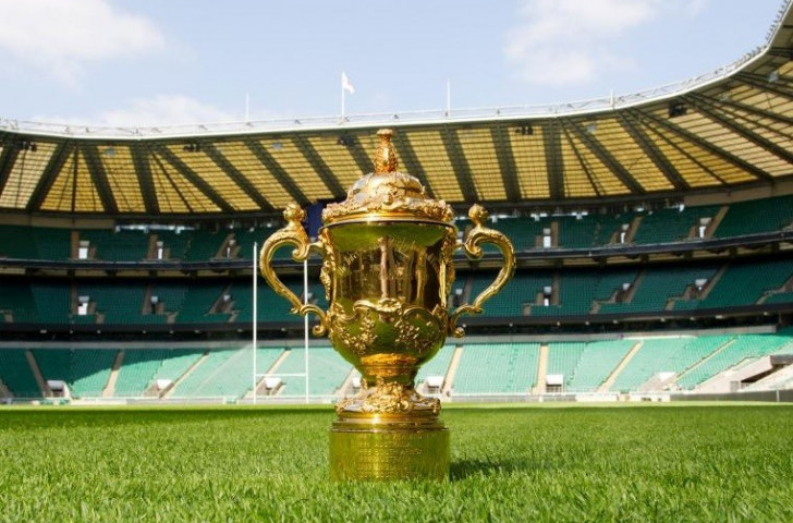 Duracell announced as official battery partner of Rugby World Cup