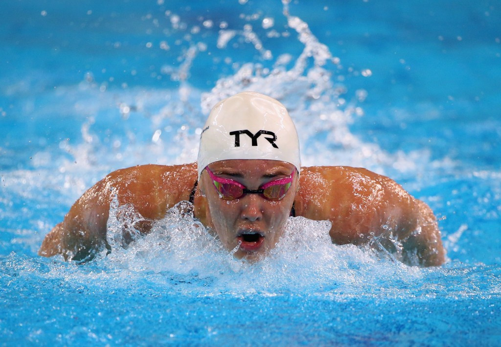 Ottesen claims two gold medals in Singapore as Morozov and Hosszú continue to dominate FINA World Cup
