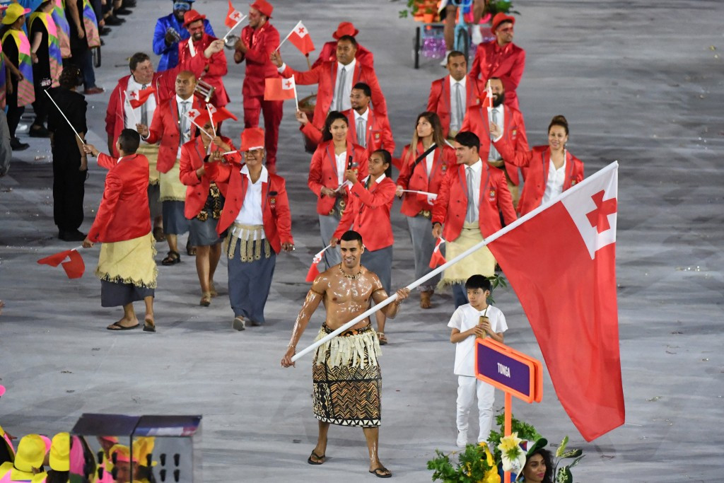 Doubts have been raised over whether Tonga will remain hosts of the Games ©Getty Images