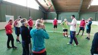 IBSA-organised blind football training camp held in Vienna