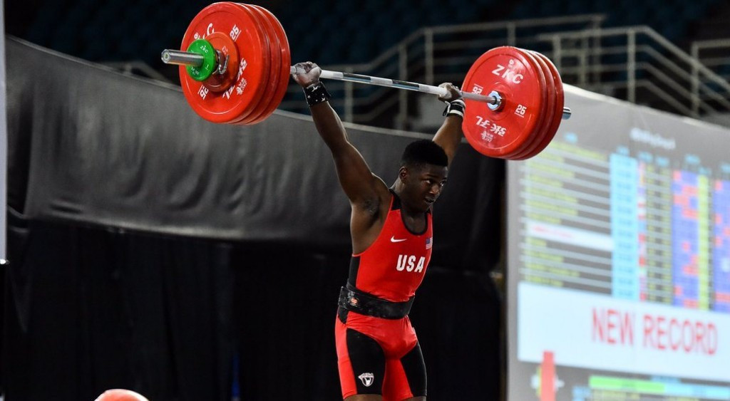 Americans voice support for Aján after Cummings wins fourth weightlifting world title