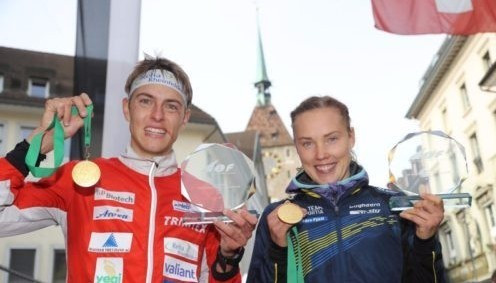 Alexandersson and Kyburz crowned IOF World Cup champions