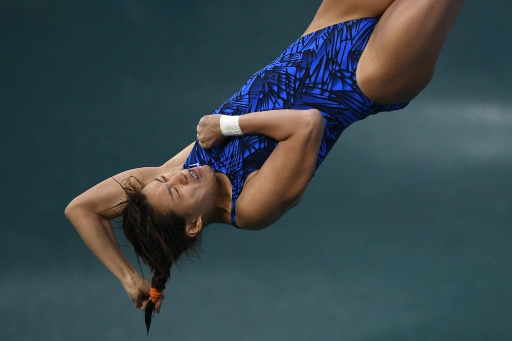 Ng Yan Yee claims rare Malaysian gold at FINA Diving Grand Prix