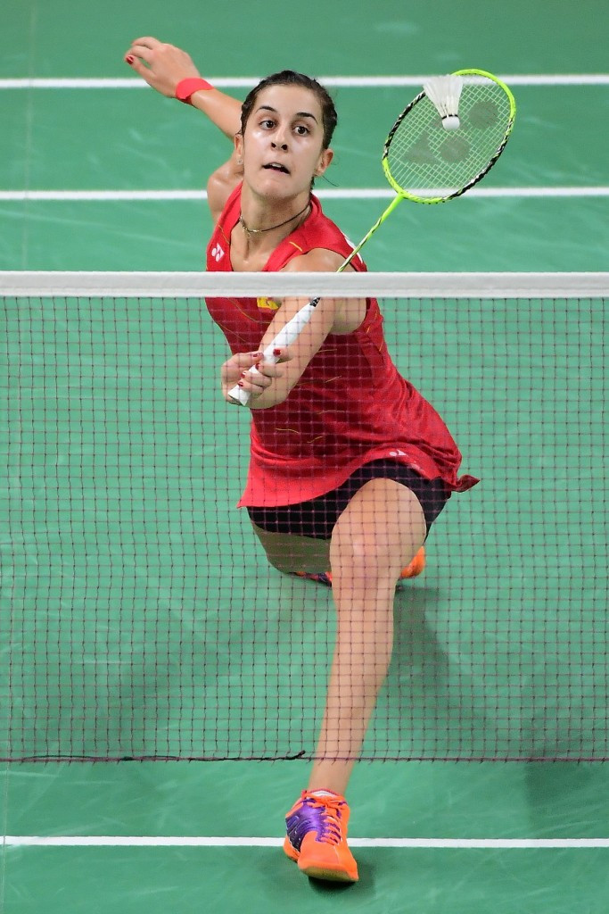 Olympic champion Marin crashes out of BWF Denmark Open at semi-final stage