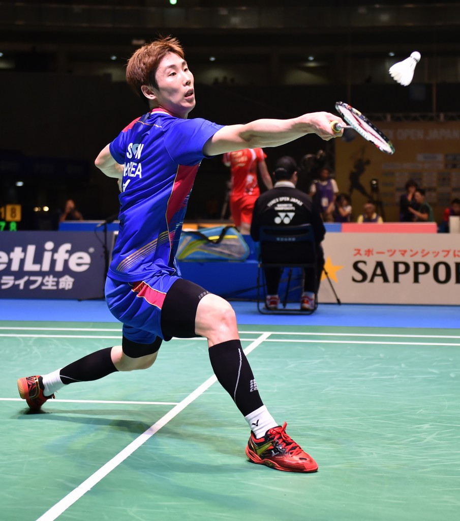 Olympic champion Marin crashes out of BWF Denmark Open at semi