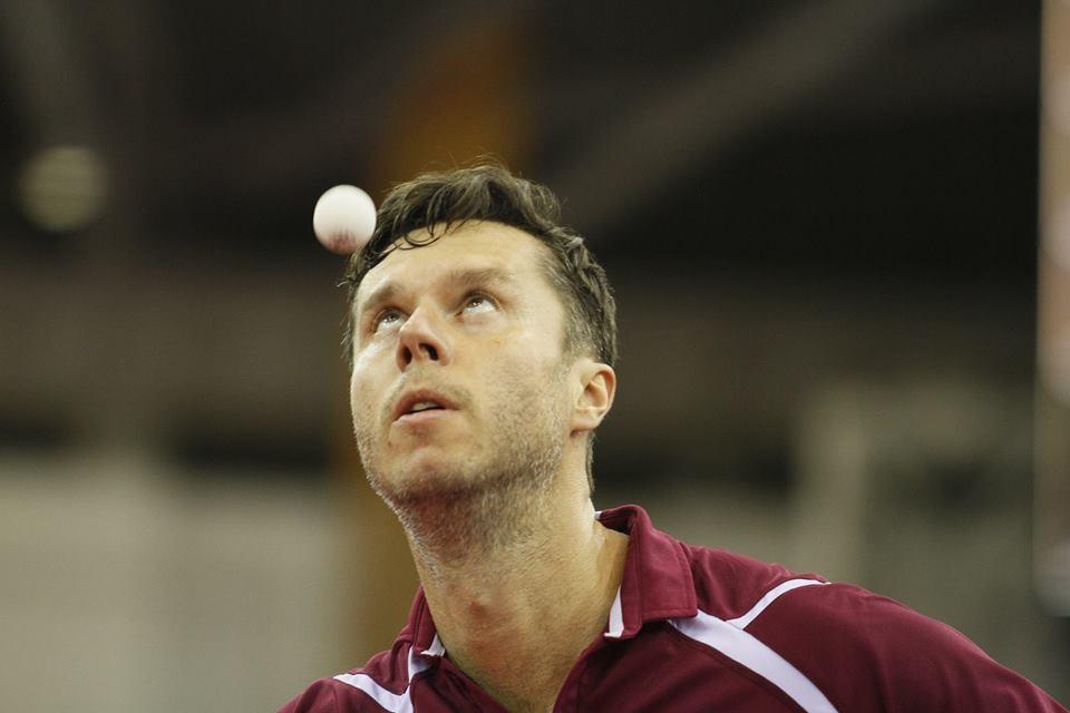 Samsonov and Han crash out as upsets continue at European Table Tennis Championships