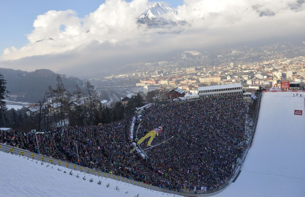 Innsbruck has previously hosted the Winter Olympics on two occasions ©Getty Images