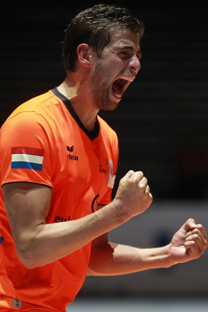 Netherlands begin title defence with win on day one of IKF European Korfball Championships