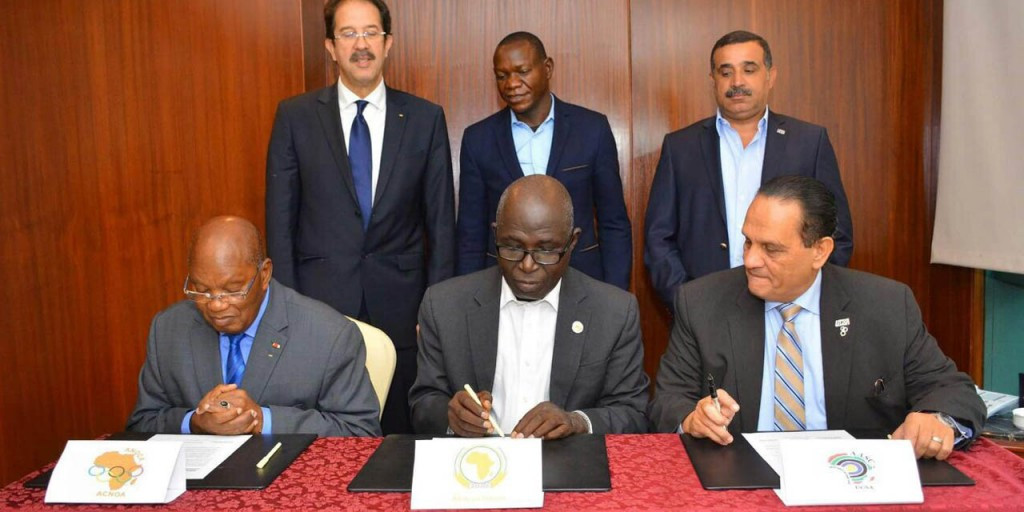 ANOCA sign agreement with political bodies to resolve African Games ownership dispute