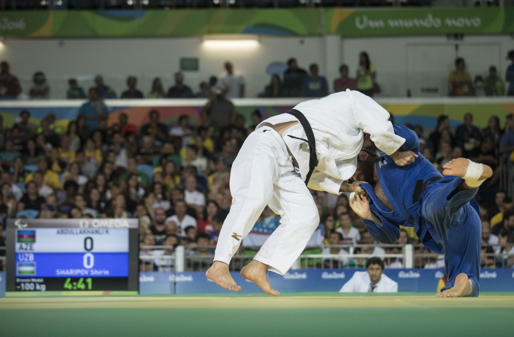 IBSA are seeking a host for its 2017 Judo World Championships ©Getty Images