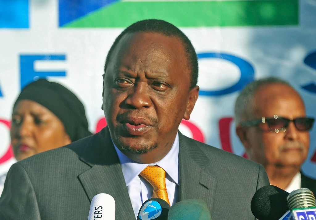 Kenyan President promises no repeat of administrative failures which clouded Olympic Games