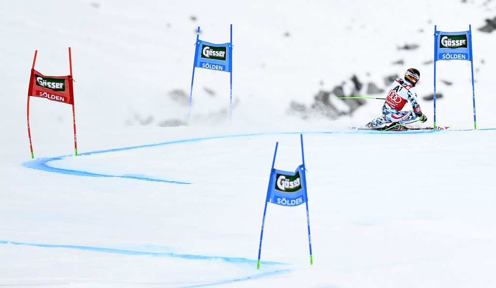 Overall World Cup champion Marcel Hirscher was second on home snow ©Getty Images