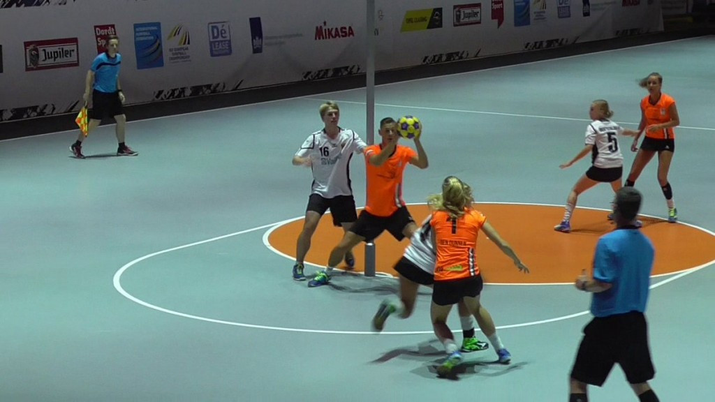 Catalonia gain first win as favourites march on at European Korfball Championships